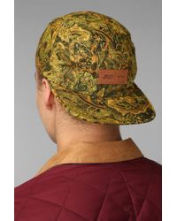 Urban Outfitters | Green Publish Marny 5panel Hat for Men | Lyst