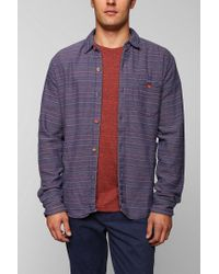 Urban Outfitters | Purple Koto Desert Button Down Shirt Jacket for Men | Lyst