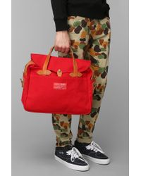 Urban Outfitters - Red Briefcase for Men - Lyst