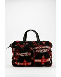 29794c4f3e33 Lyst - Urban Outfitters Pendleton Weekender Bag in Black