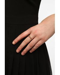 Urban Outfitters - Metallic Aloha Love Ring - Lyst