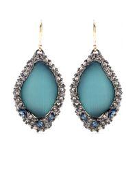 Alexis Bittar - Blue Neo Bohemian Earrings - Lyst