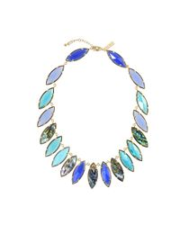 Kendra Scott | Blue Nalin Necklace | Lyst