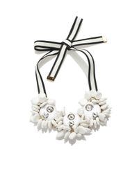 Marni | Metallic Trapeze Pendant Necklace | Lyst