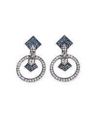 Lulu Frost - Metallic Stardust Earrings - Lyst