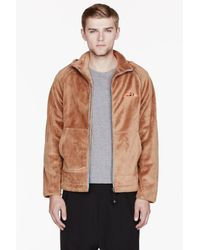 Opening Ceremony - Natural Tan Removable Sleeve Rock Climbing Jacket for Men - Lyst
