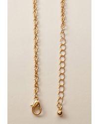 Forever 21 - Metallic Scissor Necklace - Lyst