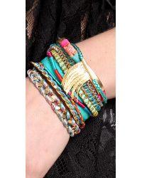 Hipanema | Multicolor Bysance Bracelet | Lyst