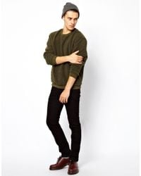 Native Youth - Green Cheap Monday Bear Sweatshirt for Men - Lyst