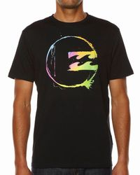 Billabong | Black Evolve Spray T-shirt for Men | Lyst