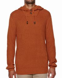 Billabong - Orange New Fish Sweatshirt for Men - Lyst
