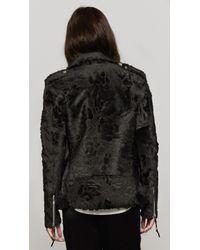 BLK DNM - Black Leather Jacket  - Lyst