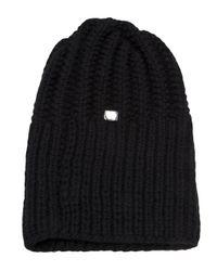 Werkstatt:münchen - Black Cashmere Beanie for Men - Lyst