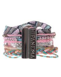 Hipanema | Purple Hoipaboudoir Bracelet | Lyst