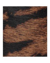 Isabel Marant | Black Calf Hair Cuff | Lyst