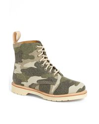Dr. Martens | Natural Beckett Boot for Men | Lyst