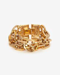 Ben-Amun - Metallic Chain Link Bracelet - Lyst