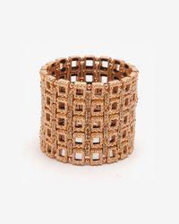 Philippe Audibert | Metallic Monterey 5 Row Topaz Cuff | Lyst