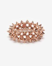 Philippe Audibert | Metallic Stessy Aby Gold Cuff Bracelet | Lyst
