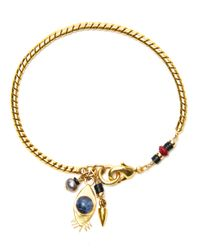 Lizzie Fortunato | Metallic Teen Spirit Bracelet | Lyst