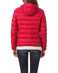 Colmar - Pink Quilted Jacket - Lyst