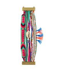 Hipanema | Yellow Bracelet Amazonas | Lyst