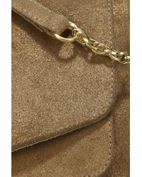 Petite Mendigote - Brown Town Bag Aliot - Lyst