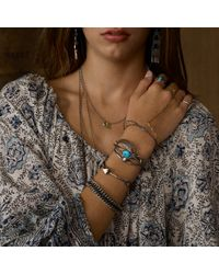 Denim & Supply Ralph Lauren - Metallic Arrow Braided Bracelet - Lyst