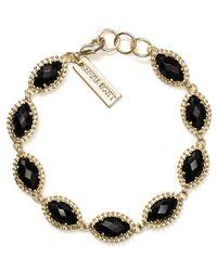 Kendra Scott | Black Jana Bracelet | Lyst