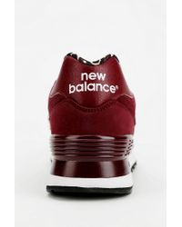 Urban Outfitters - Brown New Balance 574 High Roller Port Royal Running Sneaker for Men - Lyst