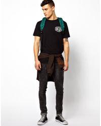 Nike - Black Address Tshirt for Men - Lyst