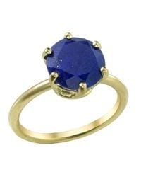 Irene Neuwirth - Metallic Brilliant Cut Ring - Lyst