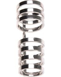Repossi | Metallic Berbere Double Stacked Ring | Lyst