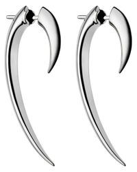 Shaun Leane | Metallic 'tusk' Earrings | Lyst