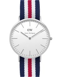 Daniel Wellington - Blue 0202dw Classic Canterbury Watch - Lyst