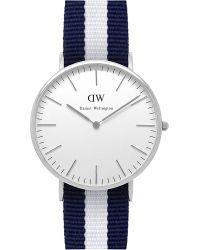 Daniel Wellington | Blue 0202dw Classic Canterbury Watch | Lyst