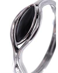 Fernando Jorge - Metallic Diamond Black Onyx Gold Ring - Lyst