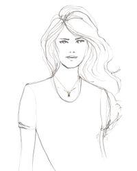 Daniela Villegas - Blue Venus Necklace - Lyst