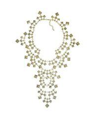 Kendra Scott | Metallic Denise Statement Necklace | Lyst
