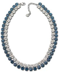 Swarovski | Metallic Hot Collar | Lyst
