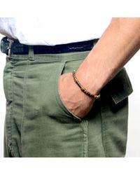 Lulu Frost - Brown George Frost Morse Bracelet Trust for Men - Lyst