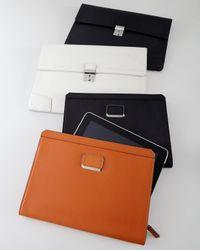 Tumi - Gray Astor Dakota & Drexel Briefcases - Lyst