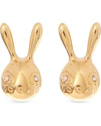 Marc By Marc Jacobs | Metallic Dynamite Bunny Studs | Lyst