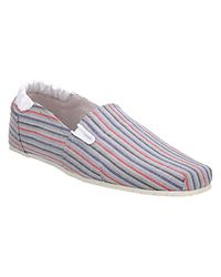 H by Hudson | Multicolor Aneto Stripe Espedrille for Men | Lyst