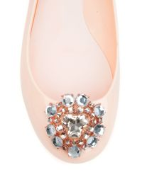 Ted Baker | Multicolor Jemme Brooch Pump | Lyst