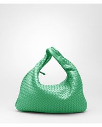 Bottega Veneta. Women s Green Trèfle Intrecciato Nappa Veneta. See more Bottega  Veneta Shoulder bags. 7346af144d9b0