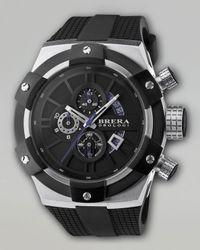 Brera Orologi | Black Supersportivo Watch for Men | Lyst