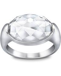 Swarovski | Metallic Vanilla Ring | Lyst