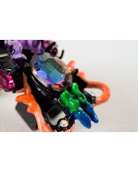 Chris Habana - Multicolor Parasite Ring - Lyst