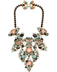 Erickson Beamon - Purple Girls On Film Necklace - Lyst
